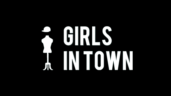 Identité visuelle de Girls in Town
